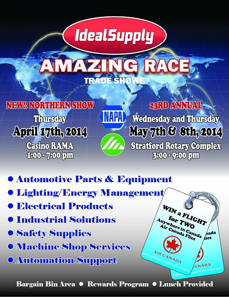 Ideal_Supply_Trade_Show_Poster_2014