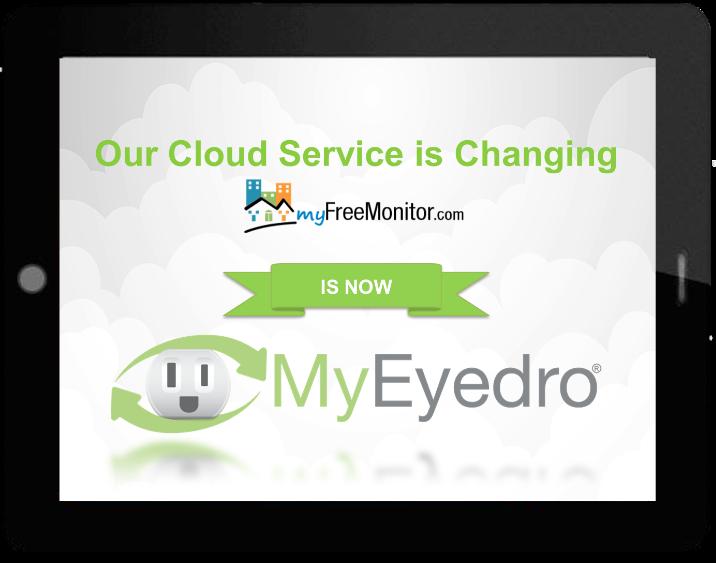 MyFreeMonitor changing name to MyEyedro