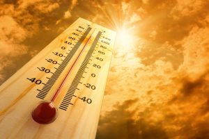 Energy Savings in Hot Weather