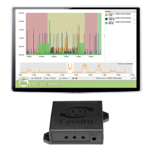 Eyedro Business Wireless Mesh 3-Sensor Expansion (sensors sold separately)