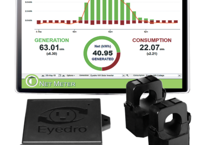 Eyedro EYEFI-2 WiFi Electricity Monitor for solar