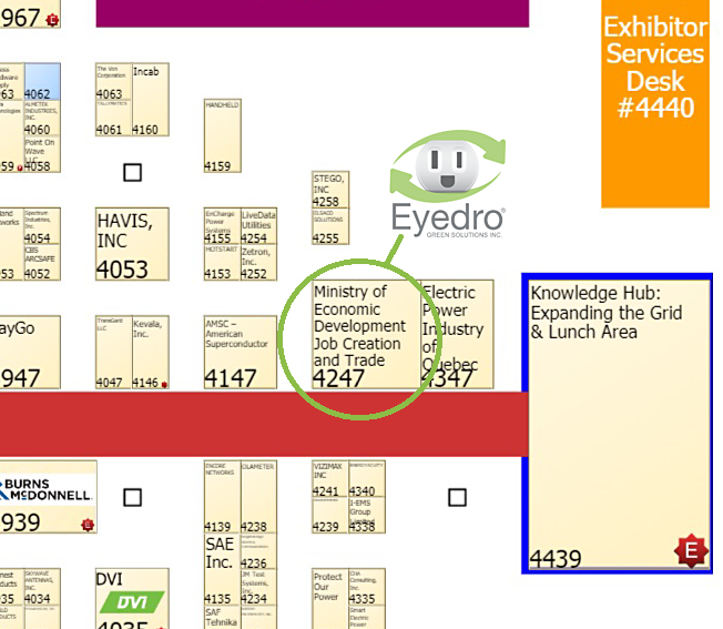 Eyedro at Distributech 2020