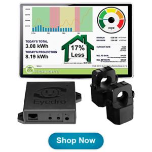 Eyedro EHEM1-LV Home Energy Monitor