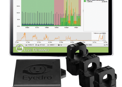 EBEM1-LV Eyedro Business Wired Electricity Monitor