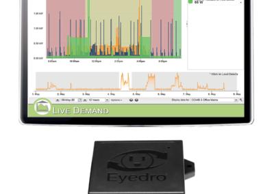 EBWXS1-SUB-LV Eyedro Business Wireless Mesh 1-Sensor Expansion (sensors sold separately)