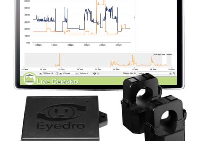 EBWXS2-LV Eyedro Business Wireless Mesh 2-Sensor Expansion