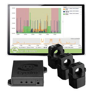 EBWXS3-LV Eyedro Business Wireless 3-Sensor Expansion