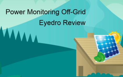 Power Monitoring Off-Grid